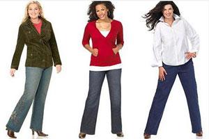 Дамы джинсовой одежды
