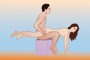 Смотреть сексв позе сидя