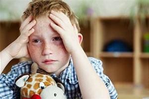 детские стрессы