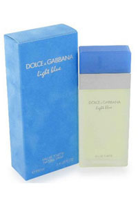 D&G Light Blue от Dolce&Gabbana.