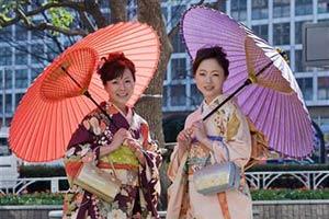 Японский стиль в одежде  Японский Стиль в Одежде