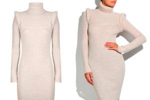 Женские трикотажные платья купить через интернет магазин - Каталог платьев