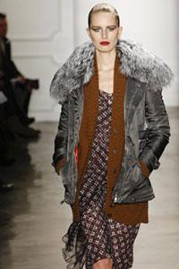 Модная отделка куртки