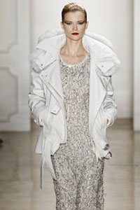 Модные пуховики зима 2012