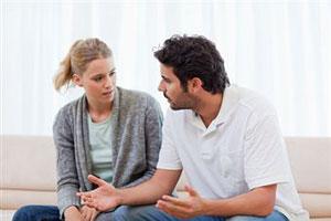 Разговор с мужем