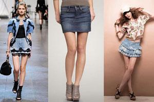 Летние юбки: модная длина