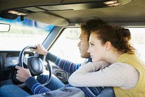 любовь картинки в машине