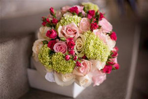 Букеты с живых цветов своими руками