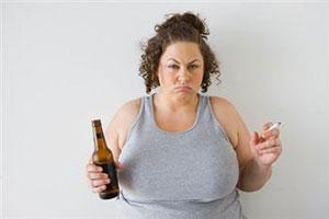 что вызывает лишний вес