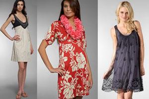 Модные женские повседневные платья 2011.  Moogucage. проголосовало.