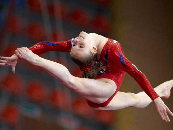 Спортивная гимнастика, своего рода молодёжный вид спорта, ведь спортивная...