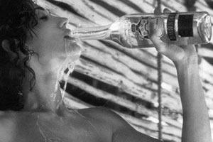 Алкогольный делирий обычно появляется спустя 2—4 дня после завершения запоя