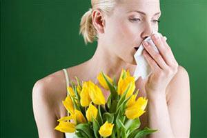 аллергия на весеннее солнце