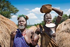 Женщины диких племен племена фото фото 128-932