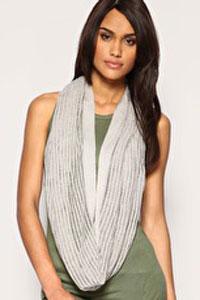 объемный шарф - Выкройки одежды для детей и взрослых.