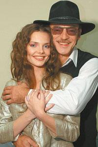 Дочь Михаила Боярского Лиза Боярская