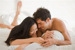Супруги в постеле