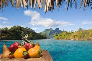 Секс на острове таити