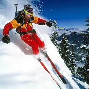 Чем сноуборд отличается от лыж